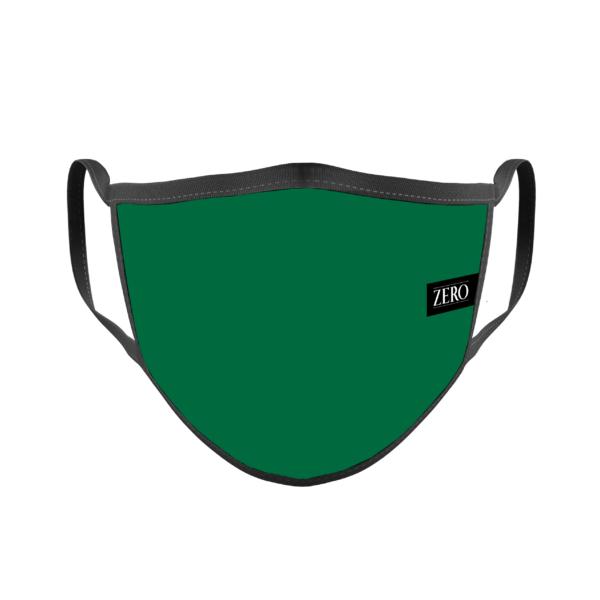 Mascarilla Reutilizable Supertranspirable Verde
